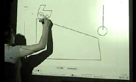 MIT Engineer Develops Software That Converts Sketches into Interactive Mechanical Systems