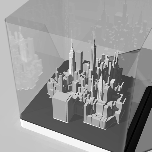 3D Image Display