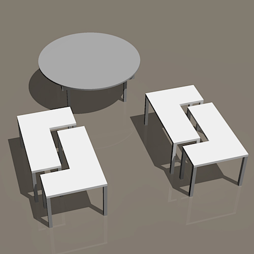 Table Puzzle