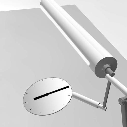 ClockLamp