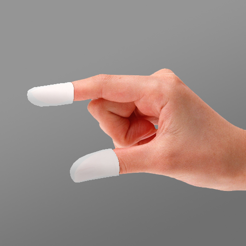 tissue cover for your finger