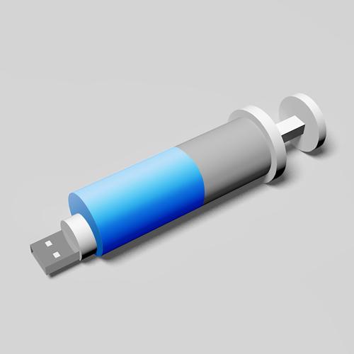 funny USB memory stick #3-1