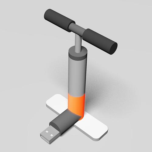 funny USB memory stick #3-2