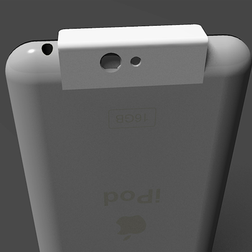 iPod Touch Camera (Concept)