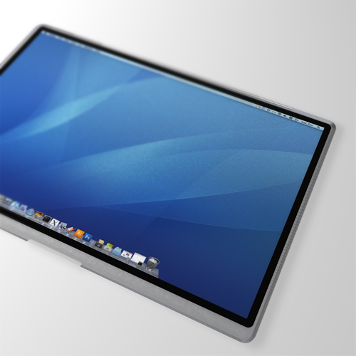 My Dream Mac #2 (Macbook Touch Concept)