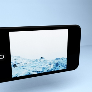 simple iphone game for cooling down