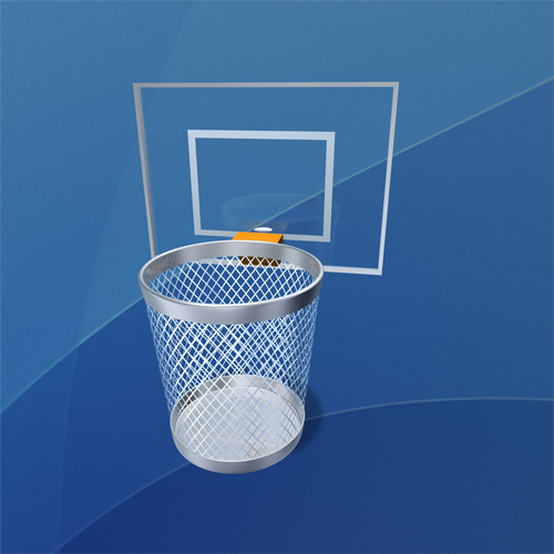 move-to-trash game