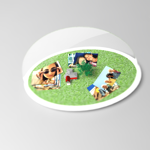 snow globe screen