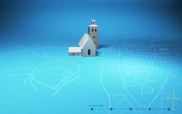 Holy Cross Church, Finland