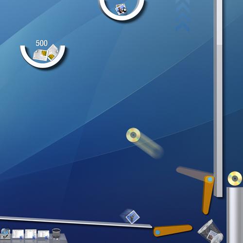 desktop pinball