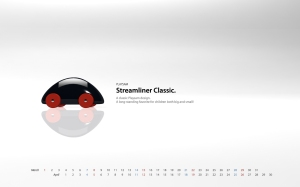 desktop calendar wallpaper march&april 2009 playsam streamliner classic