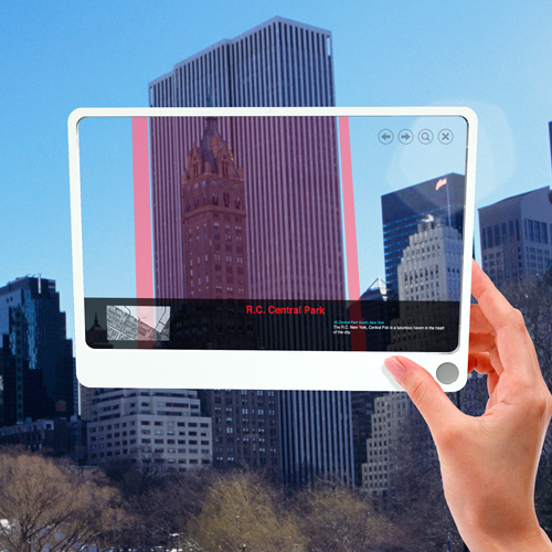 future of internet search augmented reality