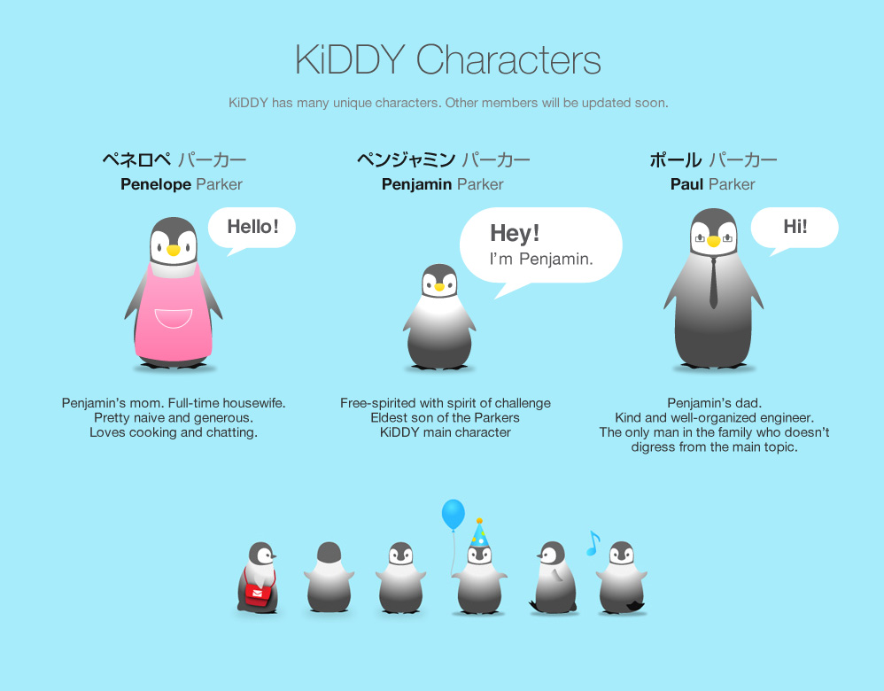 Character Design App Iphone : Iphone app design kiddy petitinvention