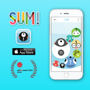 SUM! - Math with Lovable Numbers